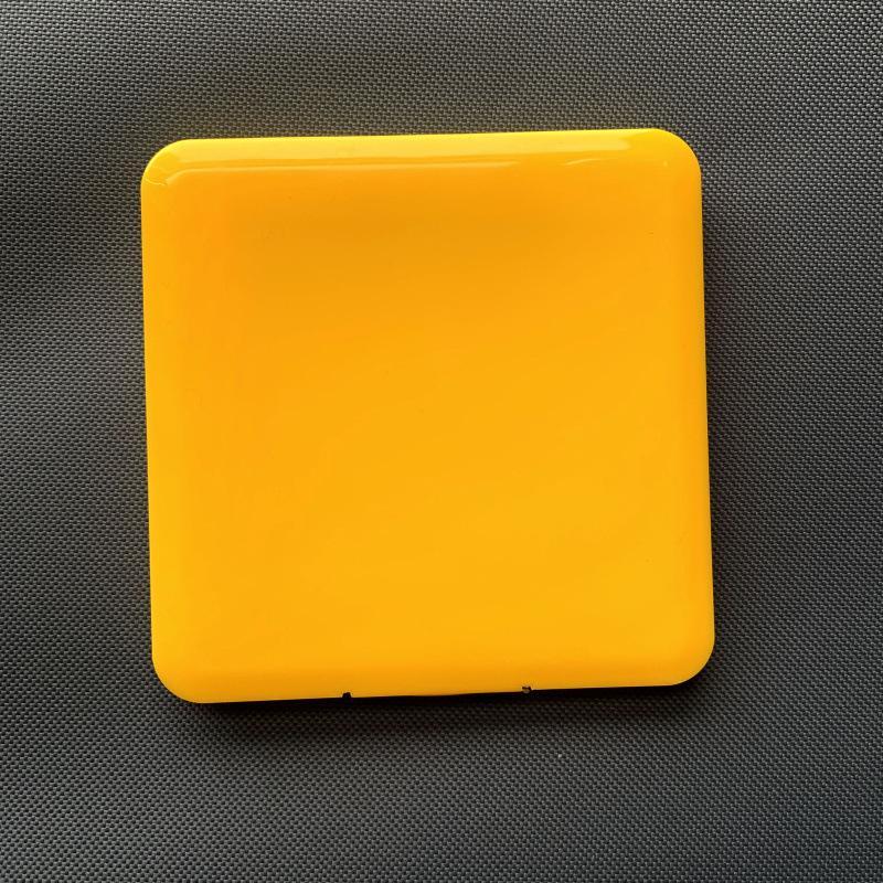 Tragbare Staubdichtes Face Shield Maske Aufbewahrungsbehälter-Moisture-Proof Einweg-Gesichtsabdeckung Organisator-Halter-Maske Maske-Speicher-Fall CCA12423 120pcs