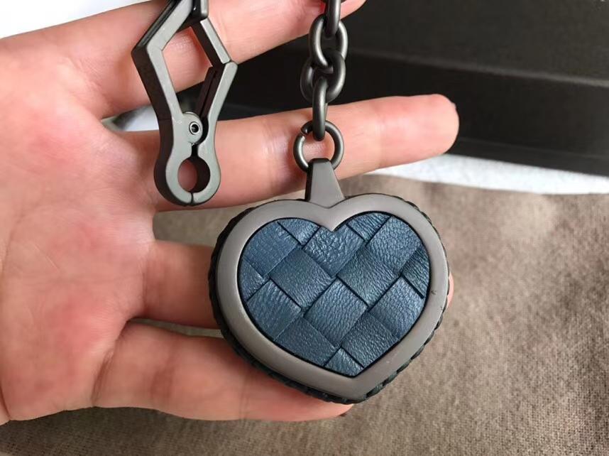 Ücretsiz nakliye inanılmaz kaliteli toptan moda tasarımcısı kalp anahtarlık çanta aksesuar anahtar vaka tığ anahtar vaka 8 renk aşığı festivali gi