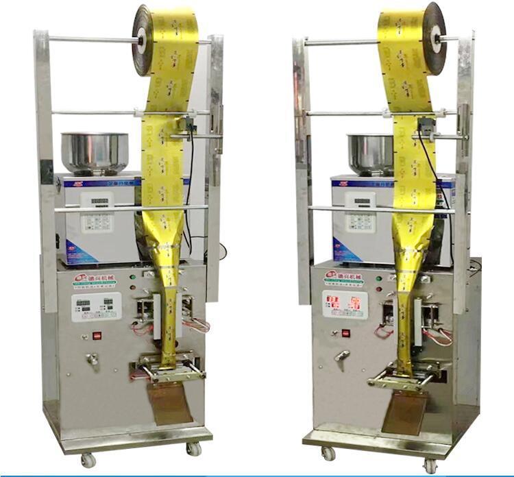 retour automatique machine d'étanchéité.Joint machine d'emballage automatique granulés sacs matériel Médicaments à la position du curseur