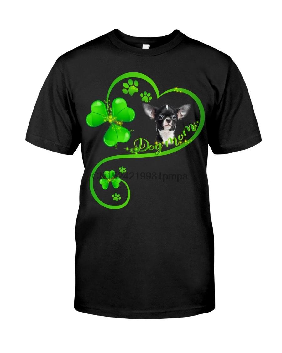 Männer-T-Shirt Chihuahua-Hund Mutter (11) Damen-T-Shirts