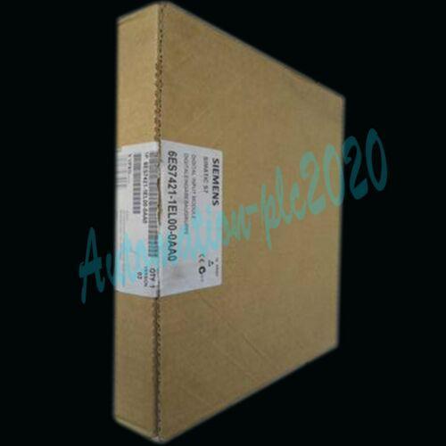 1PC NEW Siemens PLC 6ES7421-1EL00-0AA0 In Box One year warranty