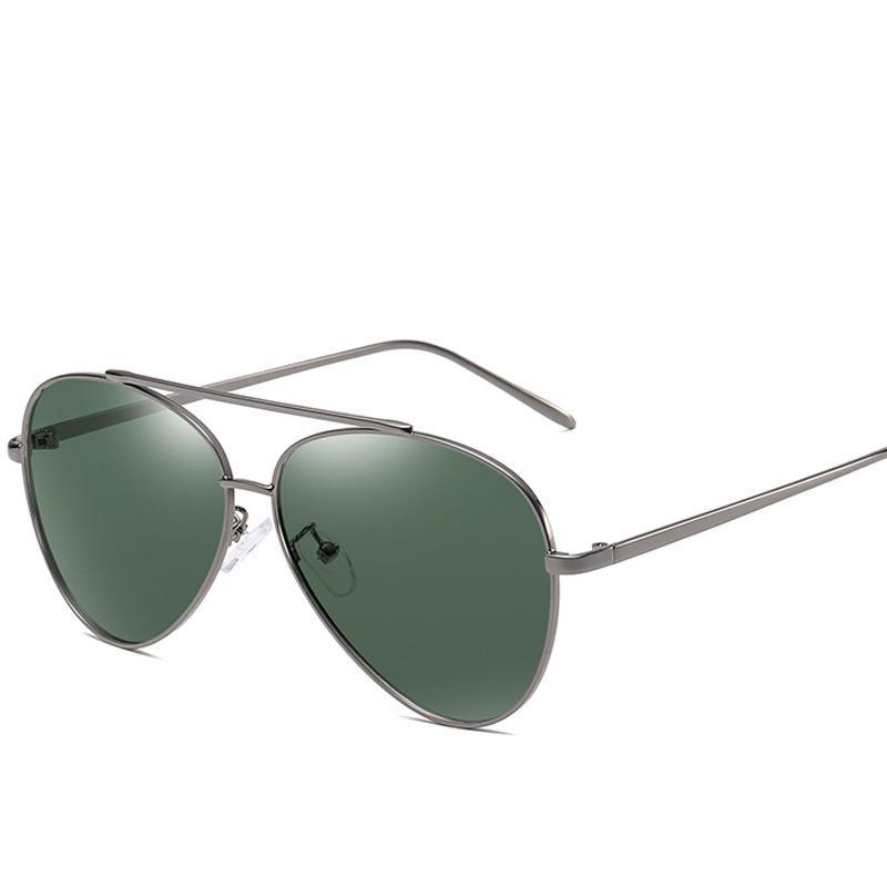 Männer Sport-Sonnenbrille Männliche Fahrer polarisierte UV 400 Schutz Shades Anti-UV Outdoor-Brillen für Männer