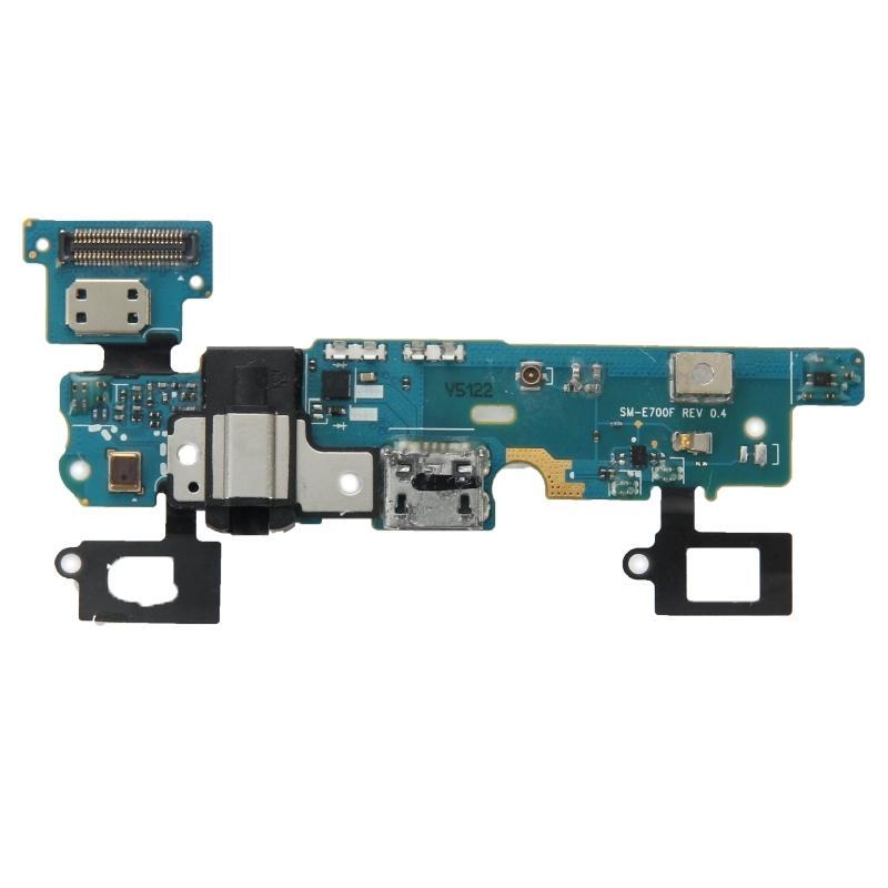 Port de charge Câble Flex pour Galaxy E7 / E700F