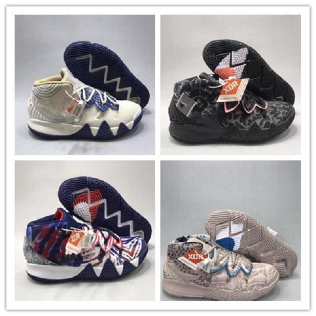Kybird S2 Sashiko Kyrie Basketbol Ayakkabı Kyrie S2 Hibrid Satış Kyrie S2 Hibrid Erkek Ayakkabı Ücretsiz Kargo US7-US12 depolamak