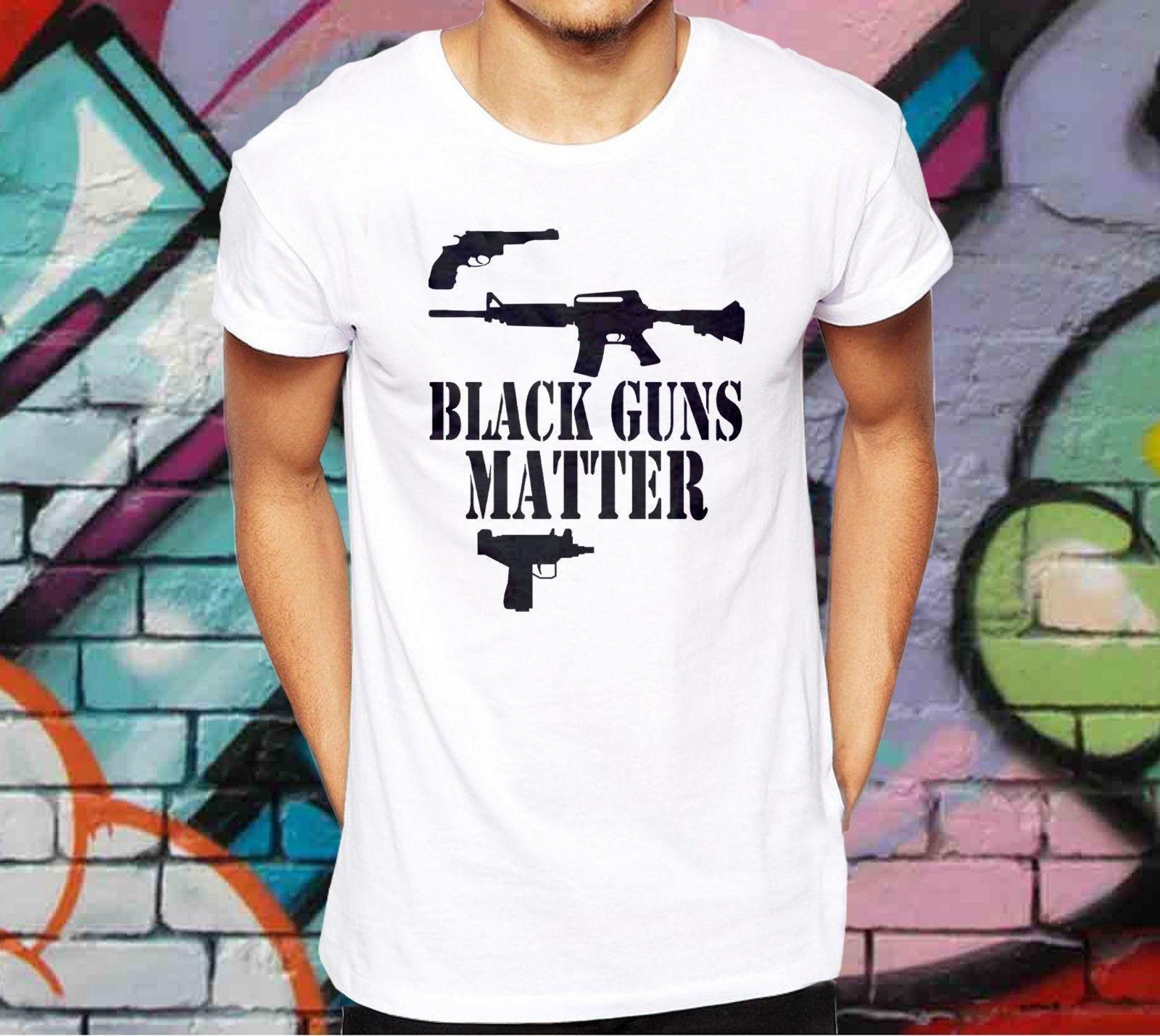 Il nuovo cotone Tempo libero Moda vestiti dei nuovi vestiti Tops Krinkov AKS-74U russo fucile Ak-47 Guns Mattert Shirt Store