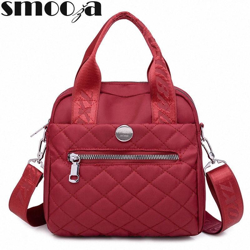 2019 Herbst und Winter-Frauen-Beutel-Trend neue Single Schulter Diagonal Kleine Tasche Bolsa Feminina Mode-Handtasche Small Square SNHd #