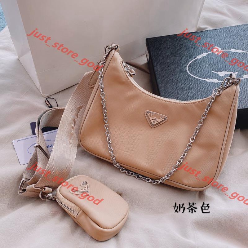 Prada bag 2020 сумка женская, женская рука цепь сумка пресбиопии дизайн сумка кошелек Холст оптом