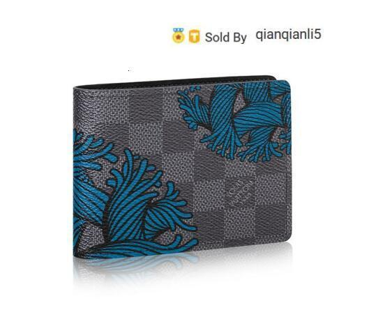 qianqianli5 OF02 WALLET N41679 Men Belt Bags EXOTIC LEATHER BAGS ICONIC BAGS CLUTCHES Portfolio WALLETS PURSE