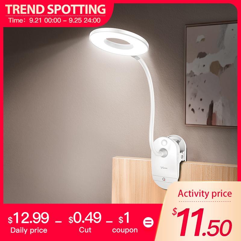 Lámpara Flexo Mesa Lupa