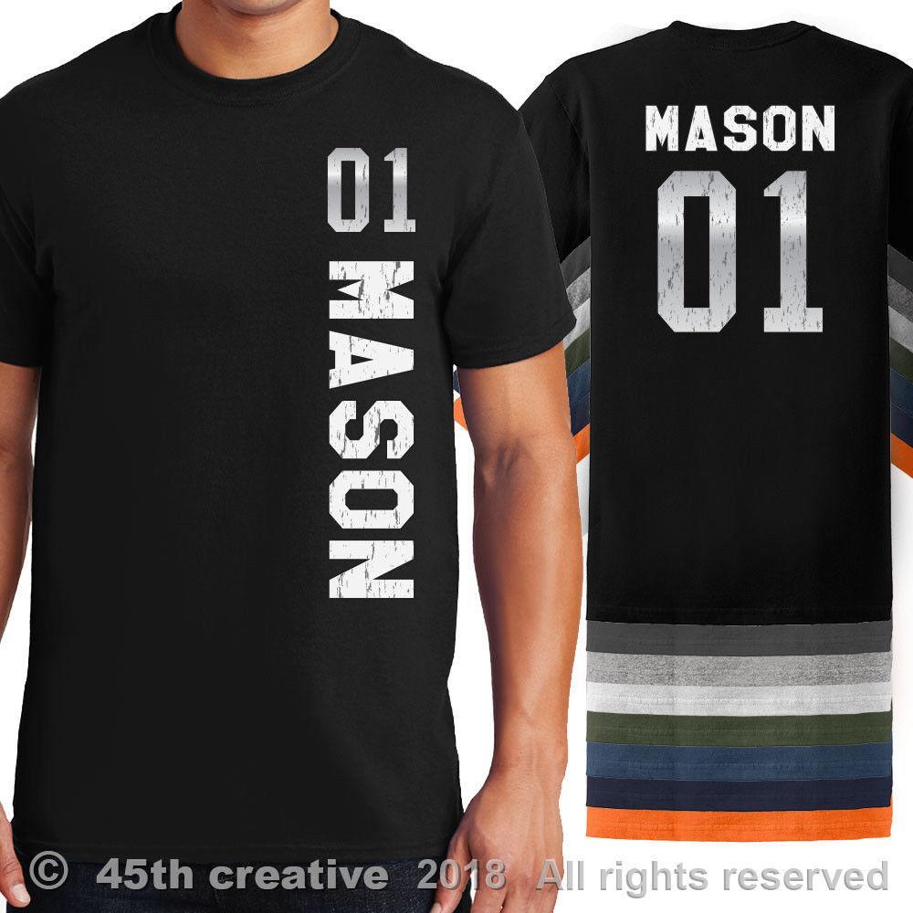 2019 t-shirt de algodão maçons Jersey T Shirt - pedra pedreiro de alvenaria mason camisa camisa estilo verão camisetas