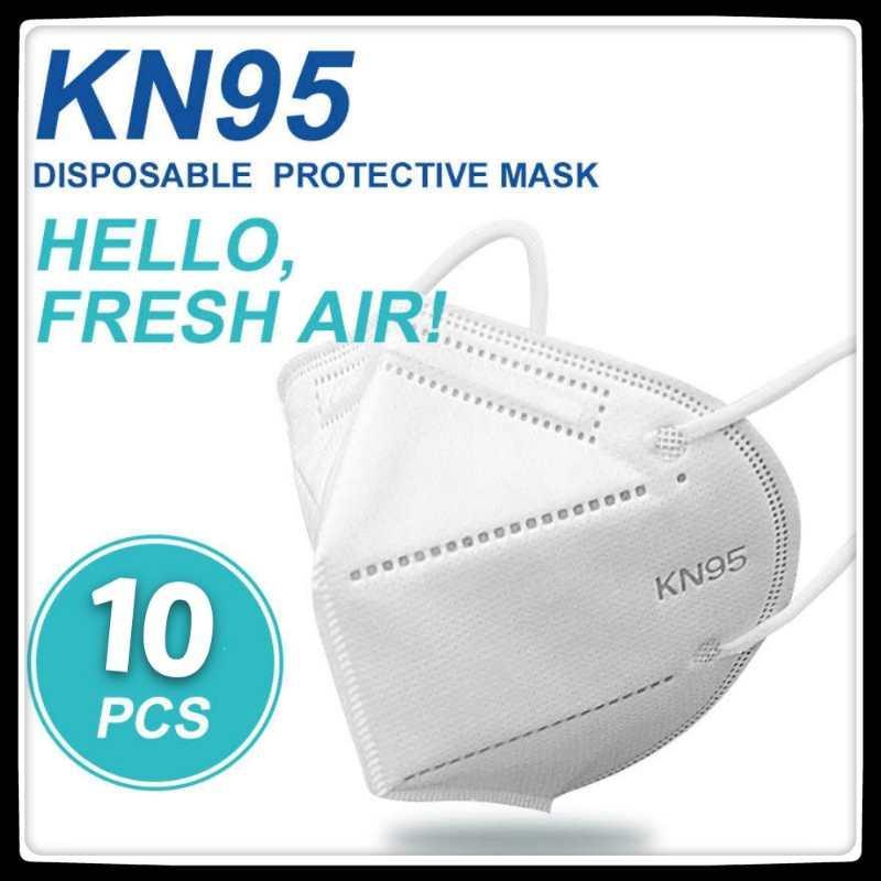 Amerika Birleşik Devletleri'ne ücretsiz DHL nakliye, düşük maliyetli toptan 5ply kn95 tek kullanımlık maskeler, toz geçirmez ve partikül PM2.5 sertifika ile maskeleri