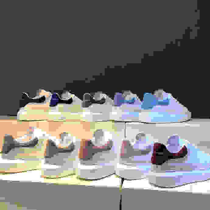 Alexander McQueen shoes 2020 neue Top-Men Feder Martin Stiefel Korean Mode-Stil Schuhe Mittel Wüste Stiefel geeignet für den Frühling Herbst und Winter yn200710