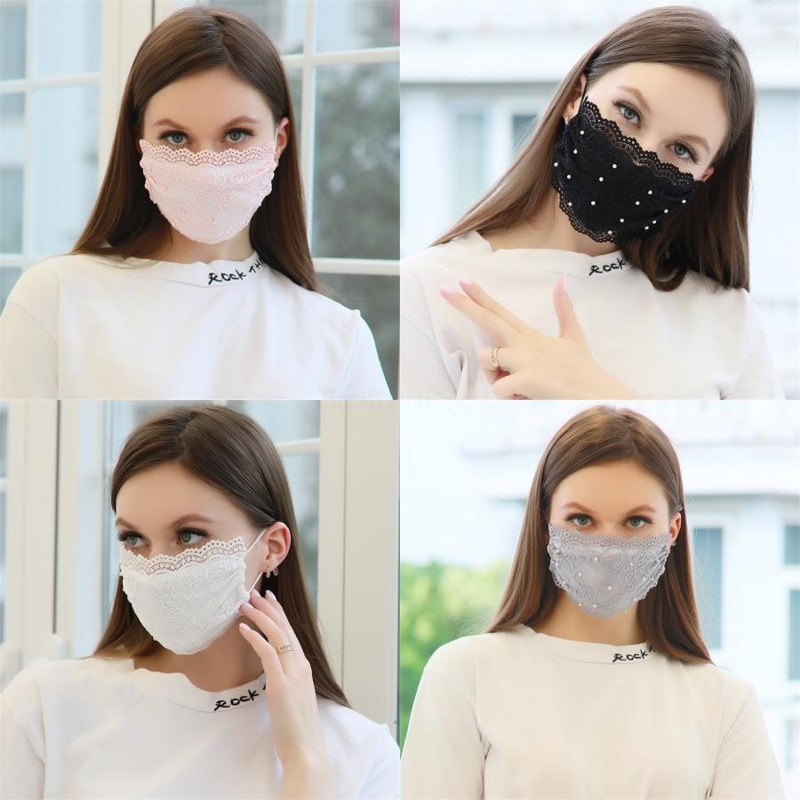Yüz Baskılı Maske Nefes Anti Toz Tasarımcı # 234 Valf Yüz MaskMouth Maskesi solunum maskesi