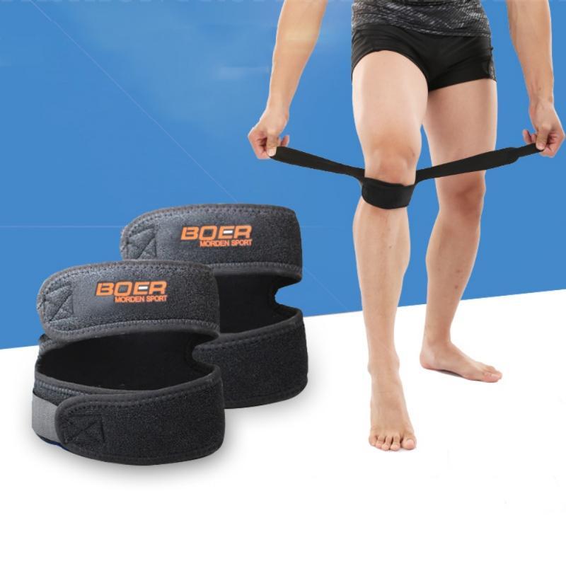 1Pc Спорт Колени поддержки Баскетбол Футбол Колени Protector Открытый Восхождение Велоспорт коленной Protector наколенники
