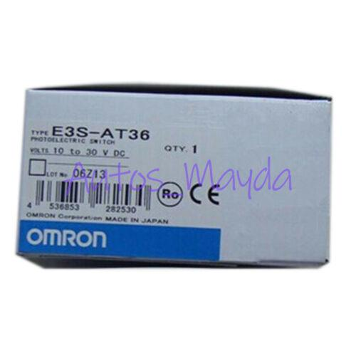 Brand New Omron E3S-AT36 Photoelectric Sensors E3SAT36 1 year warranty