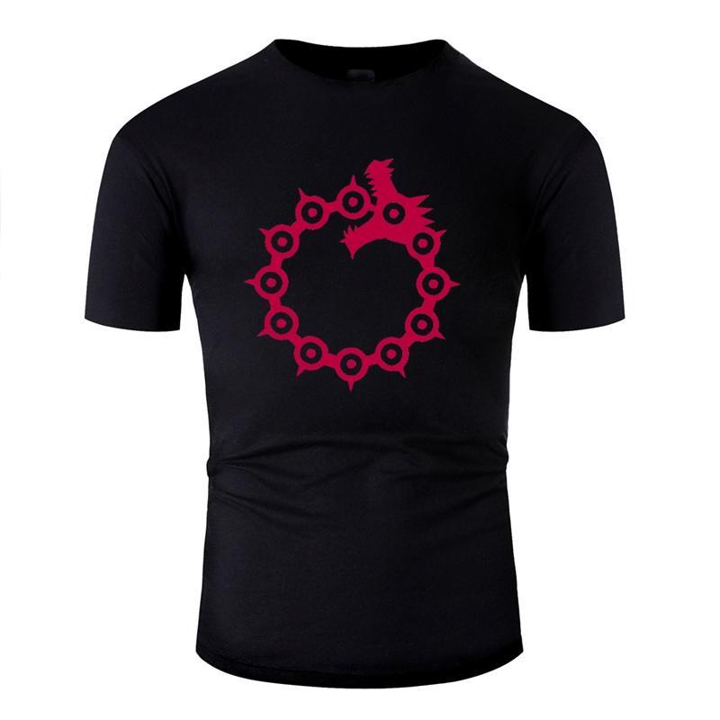 Personalità Designs Wrath of the Tee Shirt Solid Drago maglietta per gli uomini umoristico comico per adulti T-shirt di base