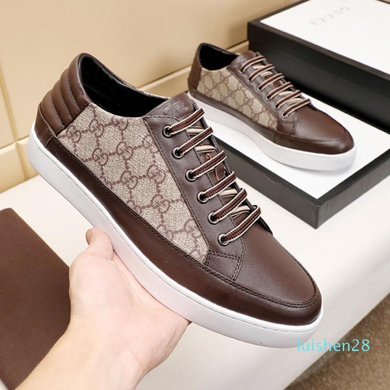 Homens Moda Casual Shoes Fashion Style Sneakers Calzado Deportivo Para Hombre Athletic Shoe Estilo Scarpe Sportive Da Uomo Lace Up1 L28
