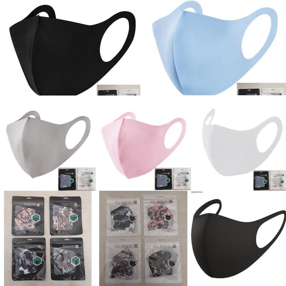 0LEF Cotton Protection DuBNYD Reusable Adult Fashion Masks Masks Washable Mask Anti-dust Face Mouth Nose Ustko