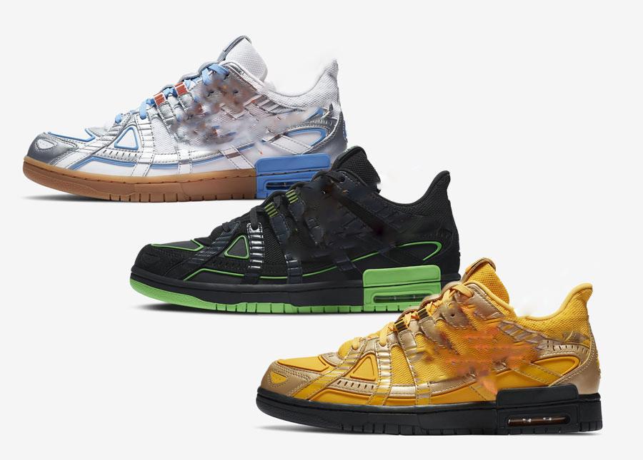 2020 Off authentique Air en caoutchouc blanc vert dunk Université Grève Université Or Bleu Chaussures de course Hommes Femmes Zapatos Sneakers sport 36-45