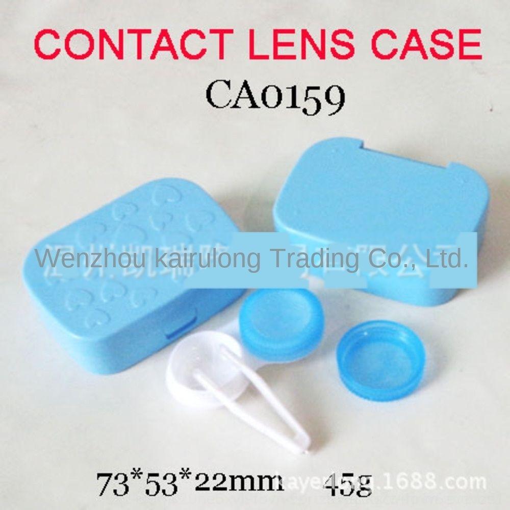 CA0159 aşk güzellik durumda küçük Hemşirelik Görünmez renk durumda dekorasyon gözbebeği bakım şeker Gözlük camları 5DoUU kutusu kutusu