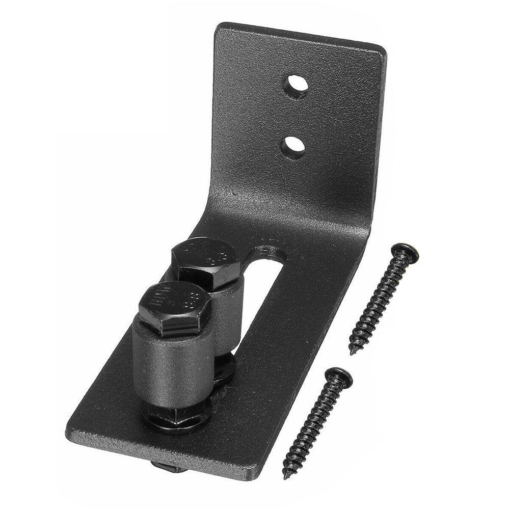 2020 Barn Door Floor Guide Hardware Carbon Steel Fixing Adjustable Sliding Heavy Duty From Sunflower42 11 66 Dhgate Com