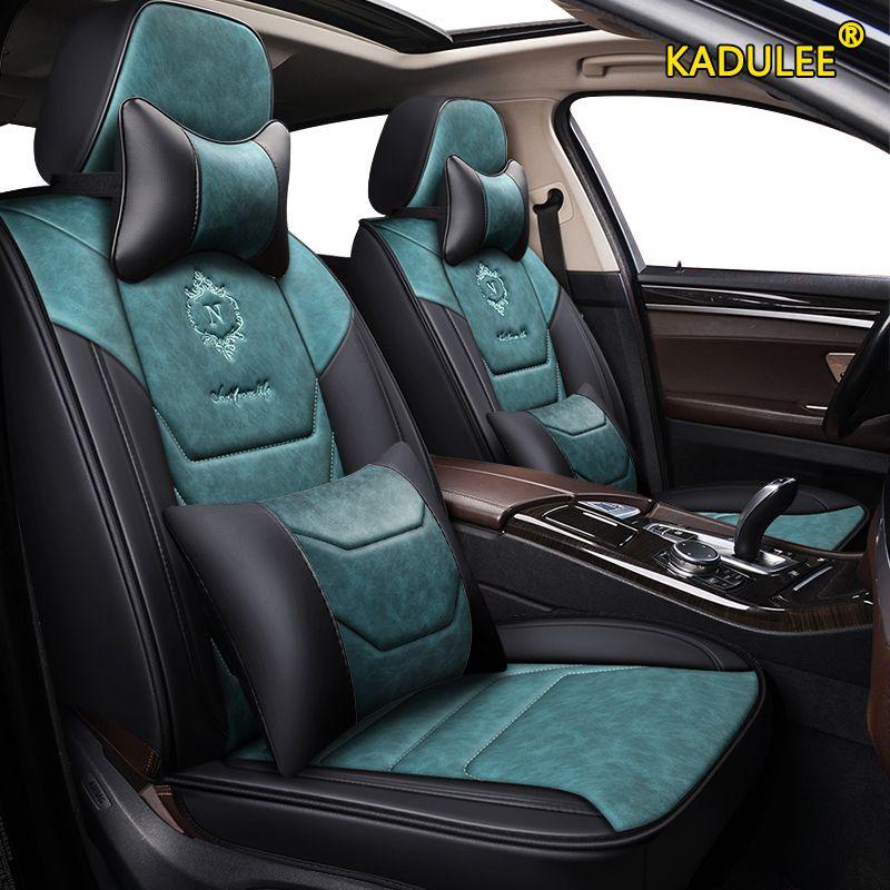 KADULEE крышка кожи автокресло для Changan все модели CS75 CS35 CX20 Cx30 CS15 CS95 CS55 автокресла
