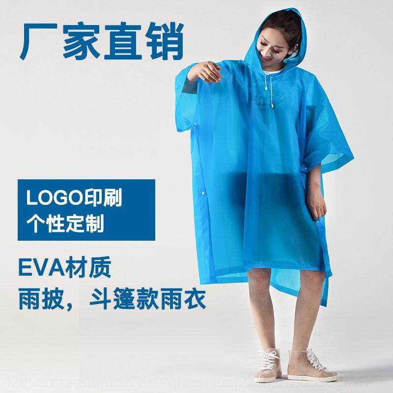 P6UDw 4peiI no desechable se poncho EVA exterior para no desechable EVA de bicicletas impermeable capa poncho impermeable al aire libre de la bicicleta manto
