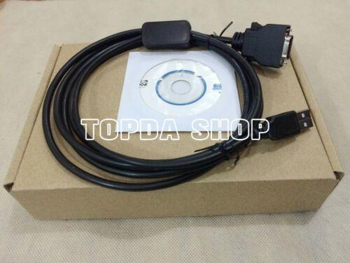 1PC Anwendbar Rockwell AB Servoantrieb CSD3 USB-Download-Kabel Programmierkabel
