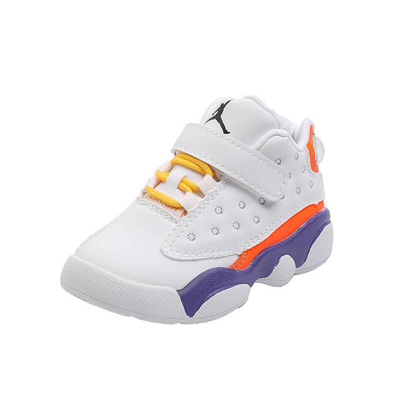 2020 nuove scarpe da basket scarpe da bambino del bambino del bambino pattini del neonato ragazzo scarpa scarpa da basket bambino scarpa ragazzo bambino sneakers B1976