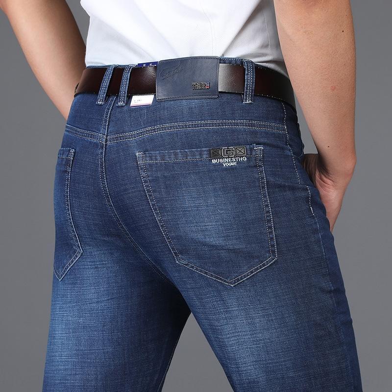 W8dxC gerade Männer und große Unternehmen gerade Größe und große Unternehmen Jeans Herren-Jeans