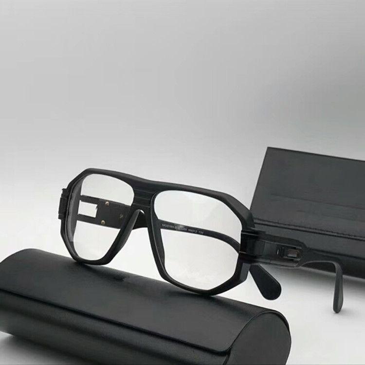 الاسلوب المناسب جودة العلامة التجارية الطيار 163 النظارات الشمسية إطار الكمال لوح + معدن تصميم للجنسين وصفة طبية نظارات ANTI-UV400 مع حالة fullset