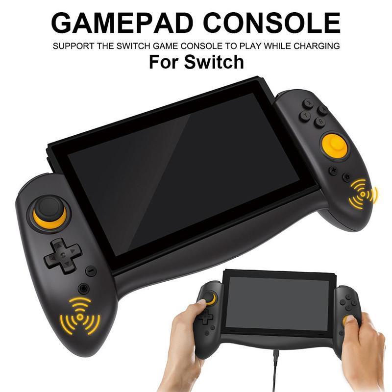 cgjxsFor Interruttore Gamepad accessori ergonomici Grip Console Gamepad dobe Tns -18.133