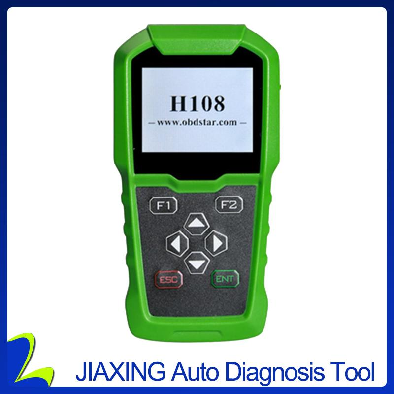 OBDSTAR H108 PSA Programmer All Key Lost Programming/Pin Code Reading/Cluster Calibrate for Peugeot/Citroen/DS with Can &K line