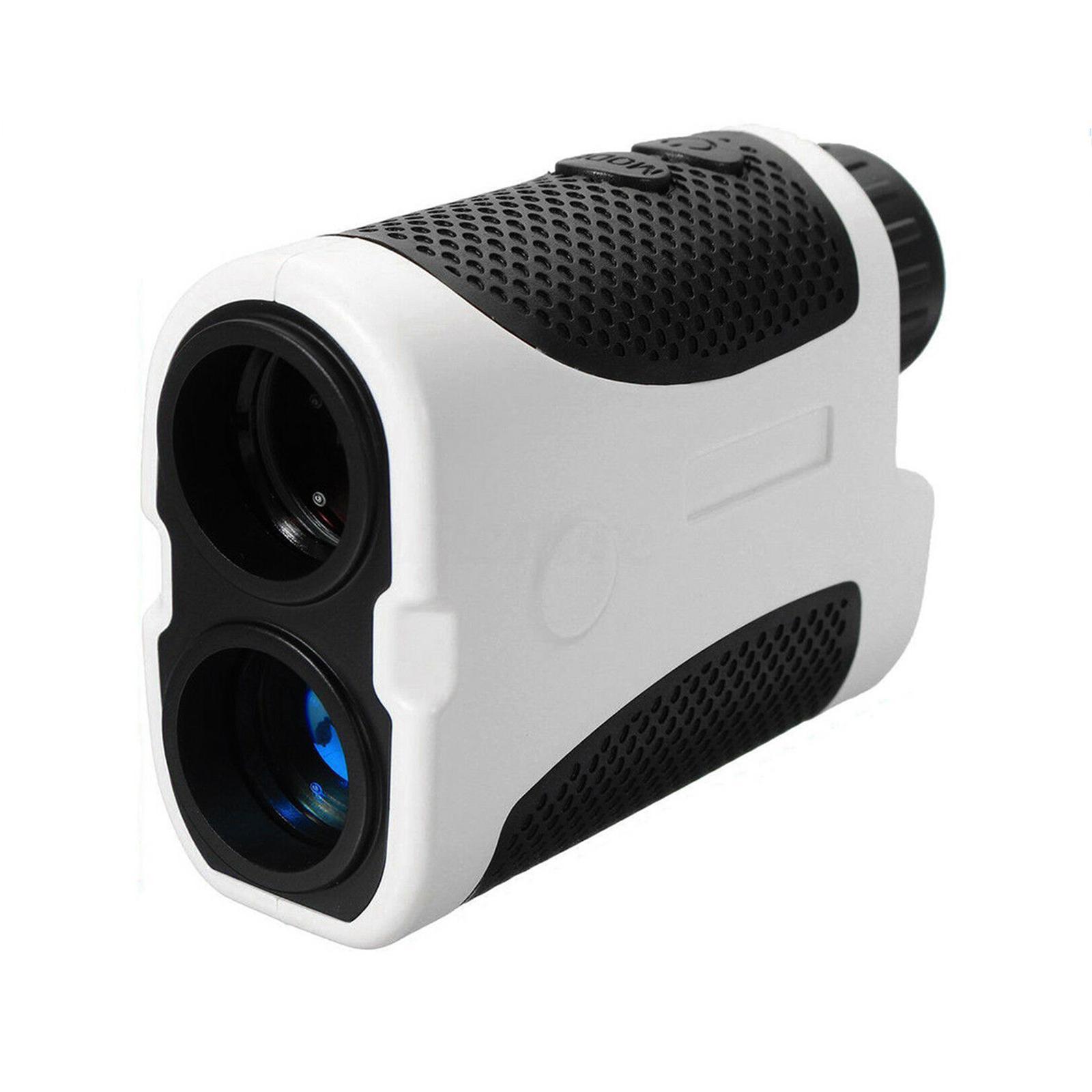 Angolo Handheld 400M Golf Laser Range Finder monoculare Scan Pinseeking w / Case BP