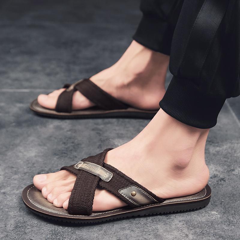 Casal Mulheres Homens Verão Chinelos Outdoor Lightweight Praia antiderrapante Casual Início Flip Flops Moda Sandals Plus Size