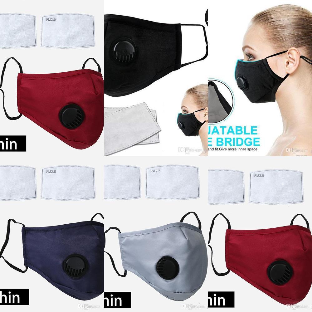 Máscaras DHL PM2,5 bucales anti libre de polvo, humo, gérmenes, la mascarilla del gas reutilizable mascarilla respiratoria ingenio X6TF