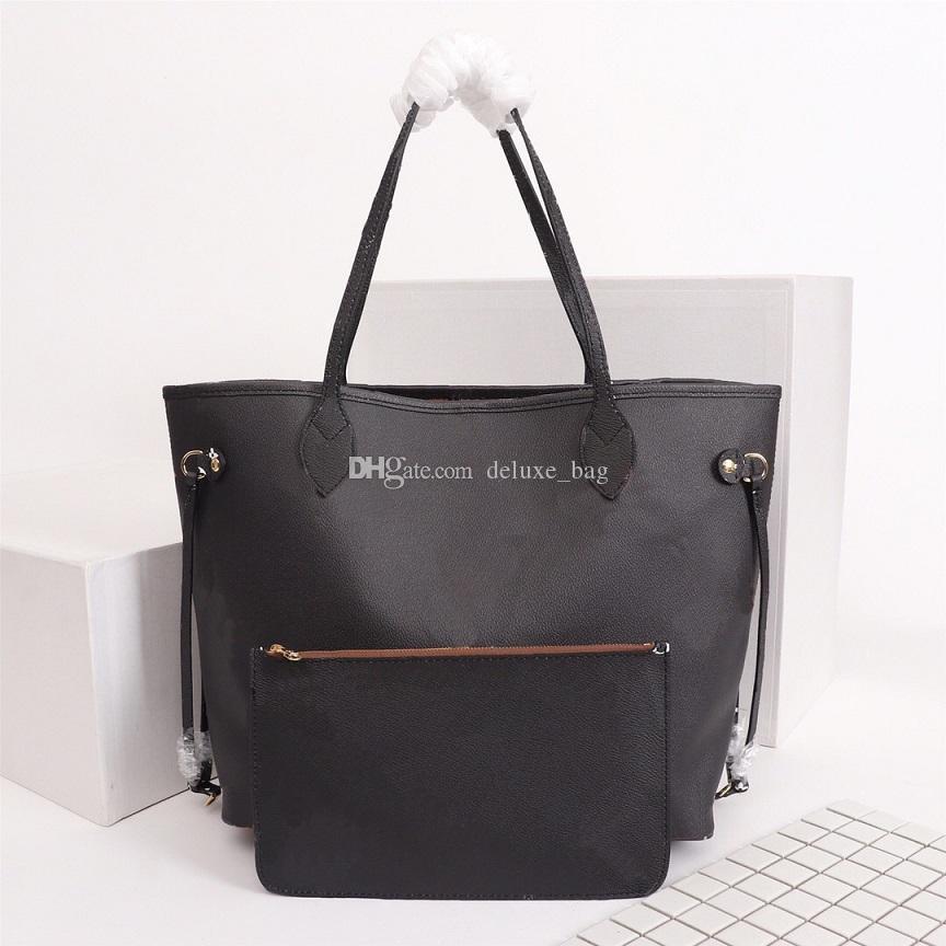 Cüzdan satış kadın omuz çantası debriyaj tasarımcı deri sıcak M40995 Tote alışveriş iOhld