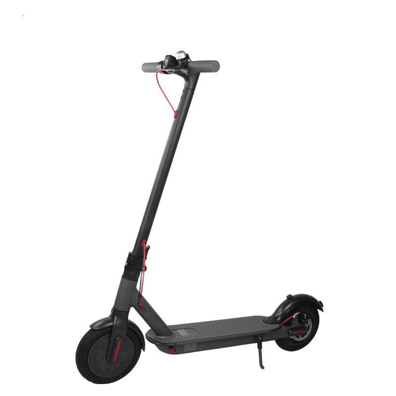 MK-083 전기 스쿠터 8.5inch 타이어 7.8AH 배터리 250W 36V 블루투스 앱 스마트 스쿠터 Foldable 스케이트 보드 전자 자전거 유럽 특별 제공