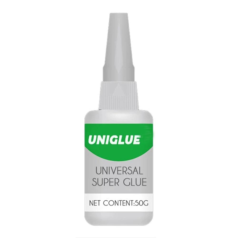 50ml Quick Dry Home Universal Fit Leather Shoe Repair Liquid Super Glue Adhesive
