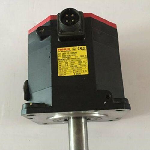 Quello utilizzato per Fanuc A06B-0245-B200 servomotore A06B0245B200 completamente testati