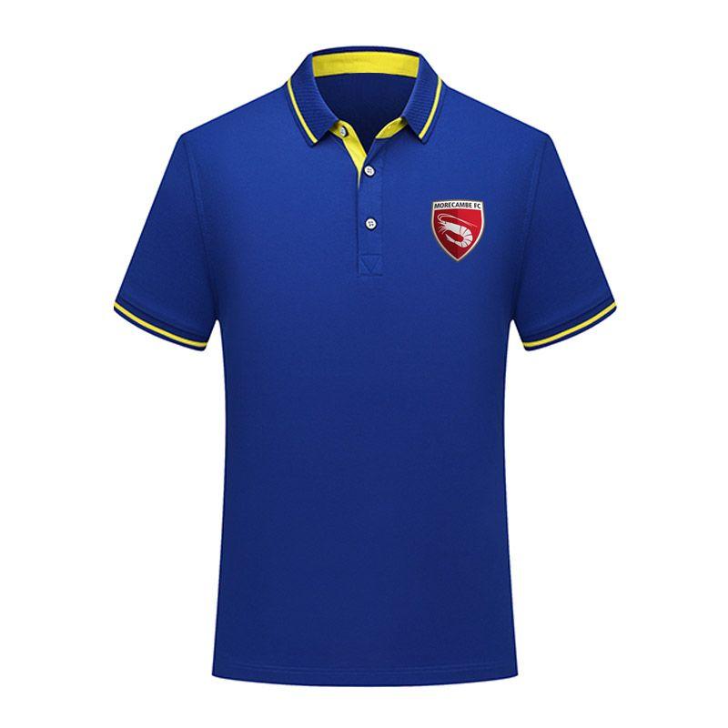 2020 MoreCame Men Soccer Polo Рубашка футбол с коротким рукавом Polos мода спортивный тренинг Polos футбол футбол T-Shir
