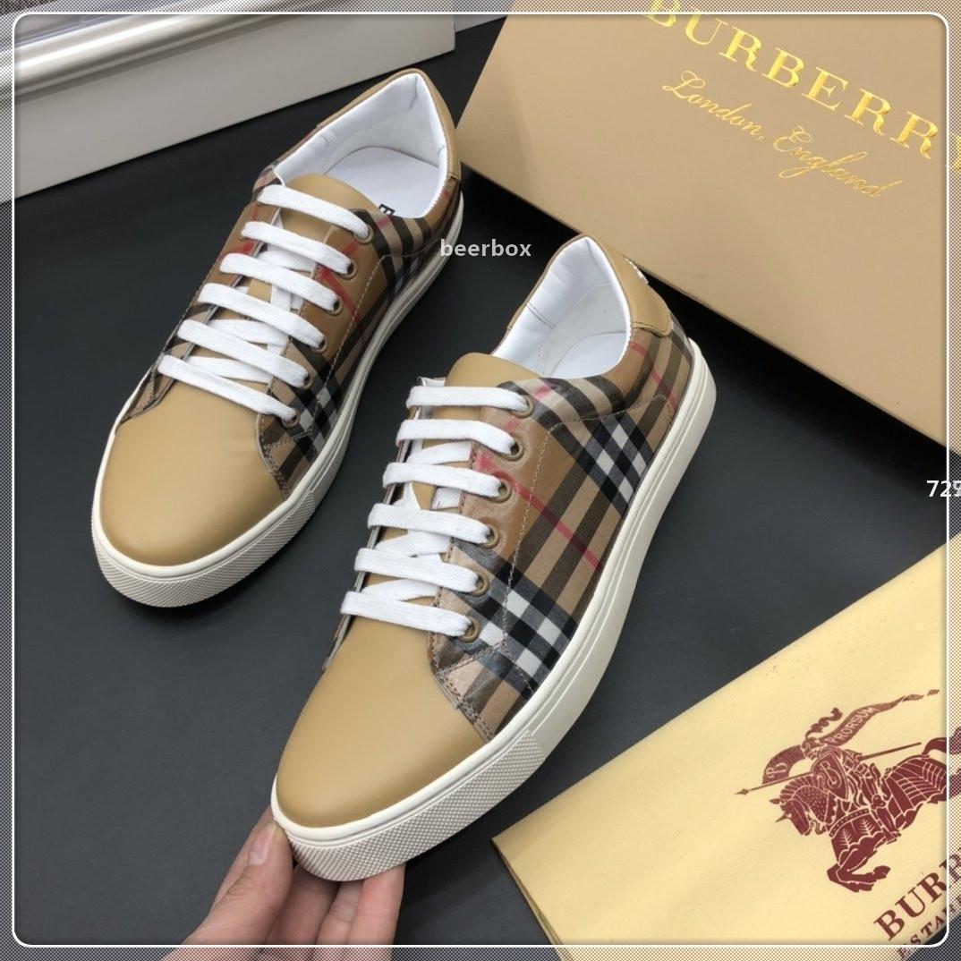 729 luxeconcepteur B331 cuir bas-top chaussures hommes mode haut baskets designer dentelle casual des chaussures de luxe pour hommes plats de si