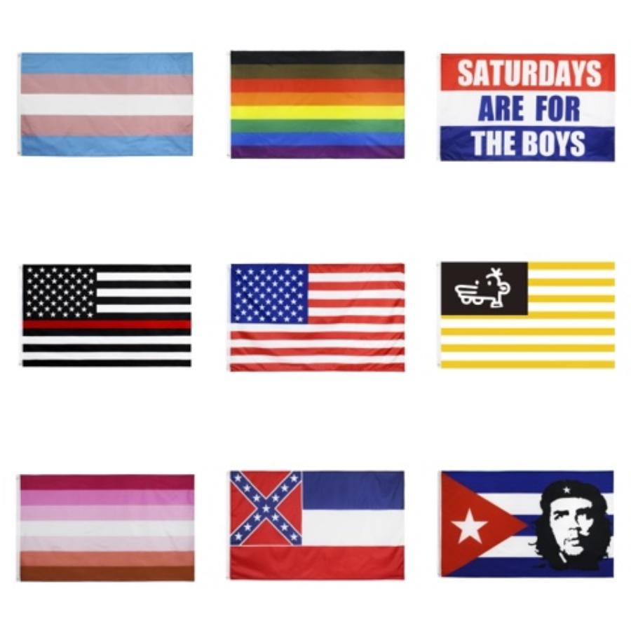 Al por mayor 1Pcs 10 Banderas Conjunto Dot Cuelgue Banderines triangulares del banquete de boda de la correa de la bandera Festival fuentes de las decoraciones Banderas # 293
