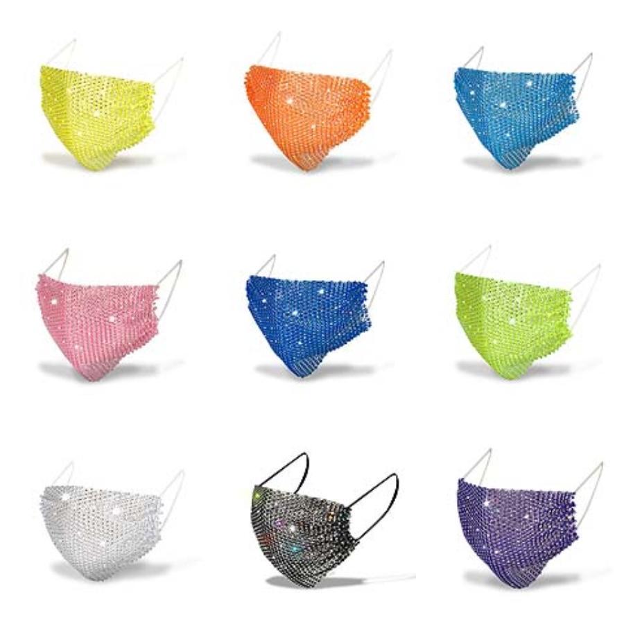 FedEx liberan el envío 2020 Máscaras de seda del hielo Ciclismo 3D Magic bufanda impresa protector solar al aire libre Deportes Máscara Montar cuello bufanda mágica # 299 # 751