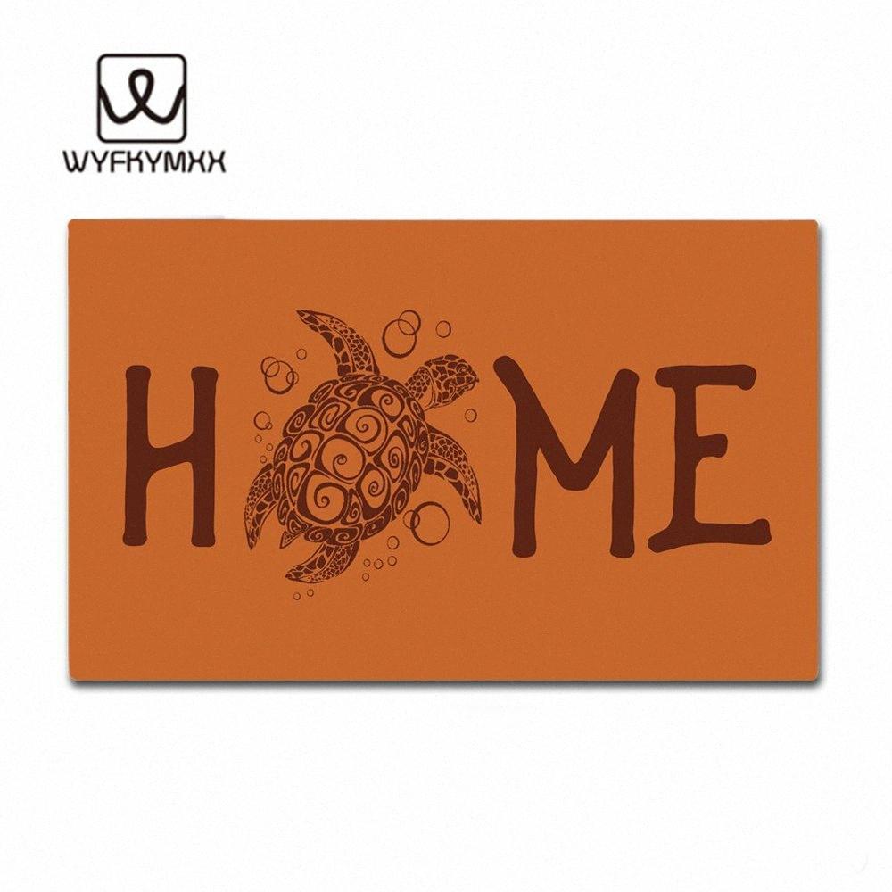 Home Turtle Woven Outdoor Mat Design Doormat For Entrance Door Funny Front Indoor Rug Mat Non Slip 18 X 30 Door Lawn Chair Cushion Wat QR9s#