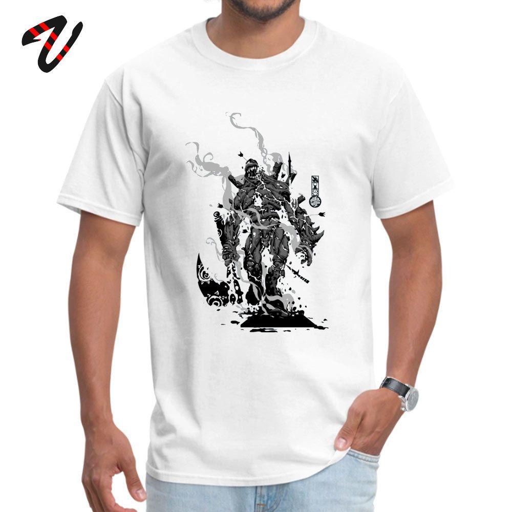 Pazzo Teen Wolf T Shirts per gli uomini Robocop design Tops T shirt di marca estate girocollo Top T-shirt Design Hip Hop studenti Camiseta