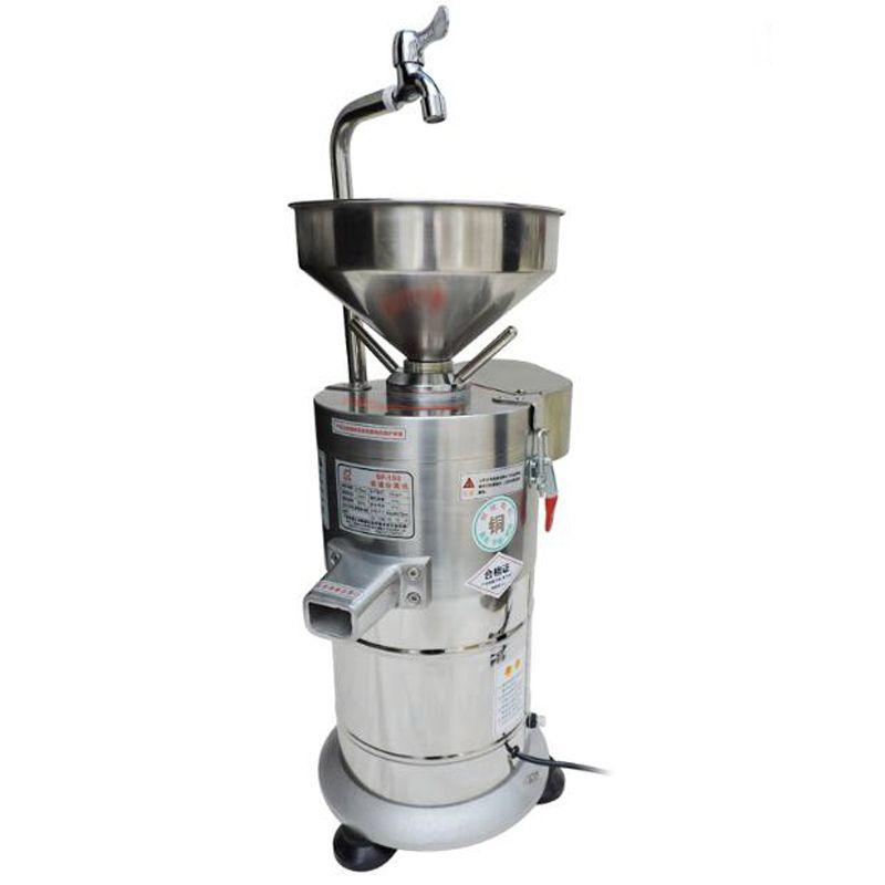 220V machine de lait de soja pour le ménage de séparation des résidus de fève de magasin de tofu cantine petit-déjeuner batteur machine de tofu