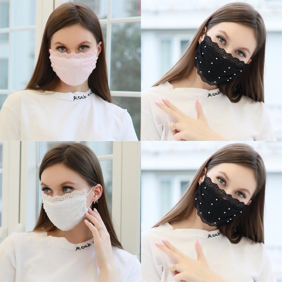 Designer Printed WomenMagic Schal-Gesichtsmaske Chiffon Handkerchief Außen windundurchlässiges Half Face staubdicht Sonnenschutz Masken # 9 # 368 # 466