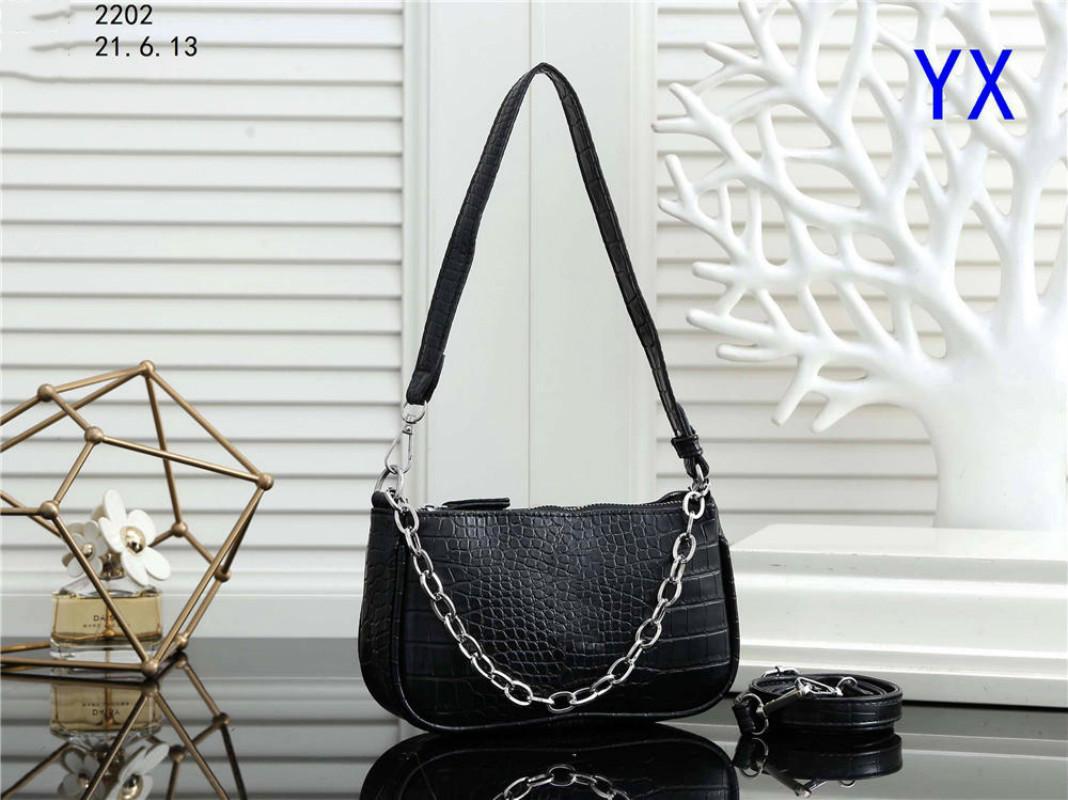 Moda Bolsas fêmeas sacos Mulher Bag Hot Vendas Popular Nova Tendência Casual Melhor Estilo Urbano Materiais 2020 Tipo Especial Pu Couro Retro