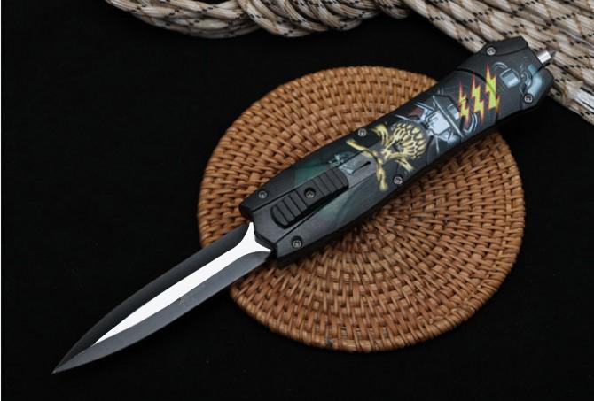 BM 3300 3350 3100 C07 мини двойного действия автоматические ножи 440 лезвие из нержавеющей стали Карманный нож с розничной коробкой A07 616 A161 бесплатная доставка